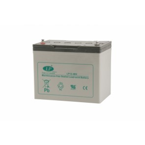 Battery 12V 12Ah T2 terminal MSP-A-FRD-00100