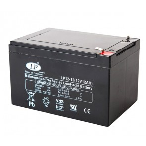 Battery 12V 12Ah T2 terminal MSP-A-CTM-00200
