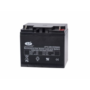 Battery 12V 20Ah T3 terminal MSP-A-SHR-00300