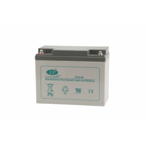 Battery 12V 55Ah T6 terminal MSP-A-SHR-00500