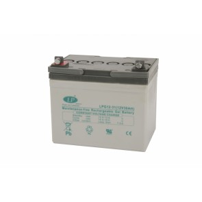Battery 12V 31Ah GEL T5 terminal MSP-A-SHR-00700