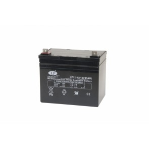 Battery 12V 12Ah T2 terminal MSP-A-EMB-00200