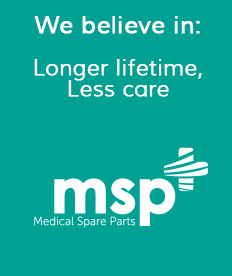 Longer Lifetime | Medical Spare Parts