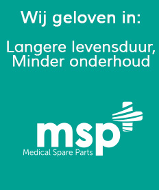 Langere Levensduur | Medical Spare Parts