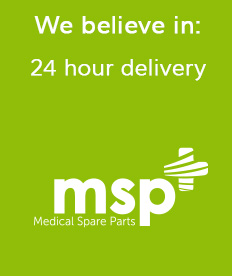 24 Hour Delivery | Medical Spare Parts